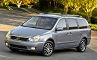 Kia Sedona 18 Wide Car Wallpaper