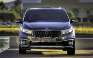 Kia Sedona 23 Wide Car Wallpaper