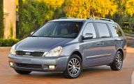 Kia Sedona 26 Wide Car Wallpaper