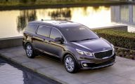 Kia Sedona 4 Cool Hd Wallpaper