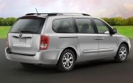 Kia Sedona 8 Cool Car Wallpaper