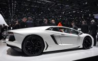Lamborghini Aventador  235 Wide Wallpaper