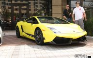 Lamborghini Houston 12 Widescreen Wallpaper