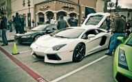 Lamborghini Houston 41 Background Wallpaper