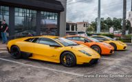Lamborghini Houston 5 Background Wallpaper