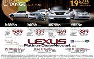 Leasing A Lexus 8 Car Desktop Background