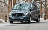 Mercedes Benz Minivan 2016 23 Free Car Wallpaper