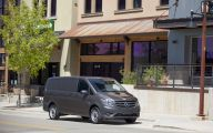 Mercedes Benz Minivan 2016 30 Car Background Wallpaper