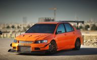 Mitsubishi Lancer Wallpaper  23 Widescreen Wallpaper