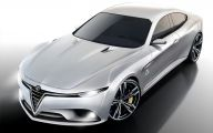 New Alfa Romeo Cars  2 Car Desktop Background