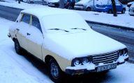 Old Dacia Cars Romania  11 Wide Wallpaper