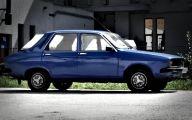 Old Dacia Cars Romania  15 Car Background