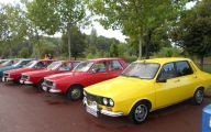 Old Dacia Cars Romania  6 Widescreen Wallpaper