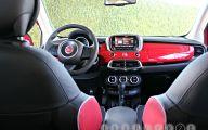 Orange Fiat 500X Wallpaper  12 Desktop Background