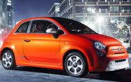 Orange Fiat 500X Wallpaper  23 Wide Wallpaper