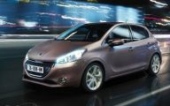 Peugeot Cars 2014 19 Car Background