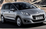 Peugeot Cars 2014 3 Car Desktop Wallpaper