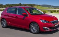 Peugeot Cars 2014 8 Widescreen Wallpaper