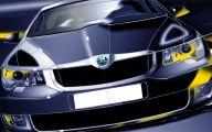 Skoda Car Images  1 Background