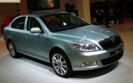 Skoda Car India  3 Background Wallpaper
