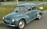 Vintage Renault Cars 5 Hd Wallpaper