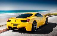 Yellow Ferrari Wallpapers  2 Background