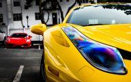 Yellow Ferrari Wallpapers  24 Wide Car Wallpaper