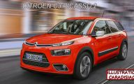 2016 Citroen  3 Widescreen Wallpaper