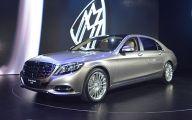 2016 Mercedes-Benz 15 Wide Wallpaper