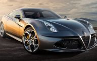 Alfa Romeo Sports Car 11 Car Background Wallpaper
