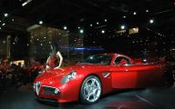 Alfa Romeo Sports Car 13 Hd Wallpaper