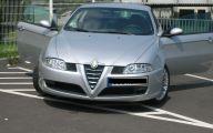 Alfa Romeo Sports Car 17 Desktop Background
