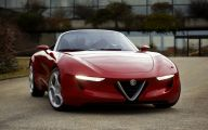 Alfa Romeo Sports Car 18 Hd Wallpaper