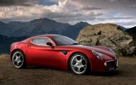 Alfa Romeo Sports Car 6 High Resolution Car Wallpaper