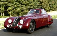 Alfa Romeo Vintage 3 Widescreen Wallpaper
