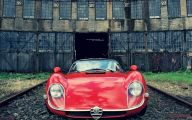 Alfa Romeo Vintage 5 Free Car Hd Wallpaper