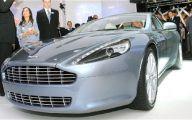 Aston Martin Car Mall Show 20 Widescreen Wallpaper