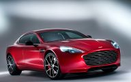 Aston Martin Car Mall Show 25 Widescreen Wallpaper