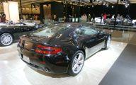 Aston Martin Car Mall Show 3 Wide Wallpaper
