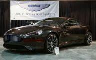 Aston Martin Car Mall Show 39 High Resolution Wallpaper