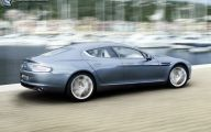 Aston Martin Speed 21 Car Background Wallpaper