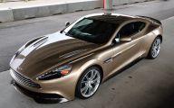 Aston Martin Vanquish 14 Car Background Wallpaper