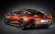 Aston Martin Vanquish 16 Widescreen Wallpaper