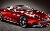 Aston Martin Vanquish 17 Car Background Wallpaper