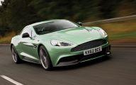 Aston Martin Vanquish 24 Widescreen Car Wallpaper