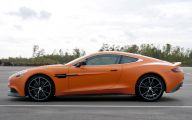 Aston Martin Vanquish 29 Cool Wallpaper