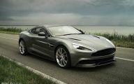 Aston Martin Vanquish 31 Desktop Background