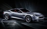 Aston Martin Vanquish 37 Cool Hd Wallpaper