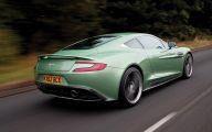 Aston Martin Vanquish 5 Desktop Wallpaper
