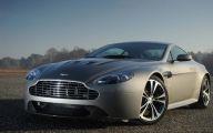 Aston Martin Vanquish 8 Wide Wallpaper